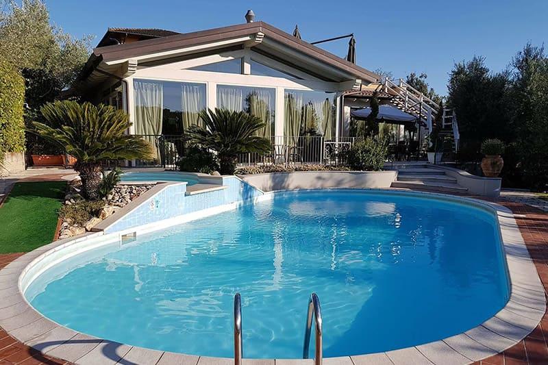piscina agriturismo poggio degli olivi